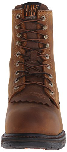 Ariat Mens Workhog 8 Composito Toe Work Boot Invecchiato Bark