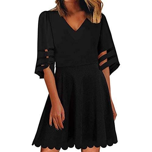 See the TOP 10 Best<br>Petite Geometric Panel Dress