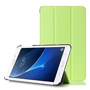 XITODA Funda Samsung Galaxy Tab A6 7 - PU Cuero Cover Case con Stand & Auto Reposo/Activación Función Funda für Samsung Galaxy Tab A6 7.0 Pulgadas ...