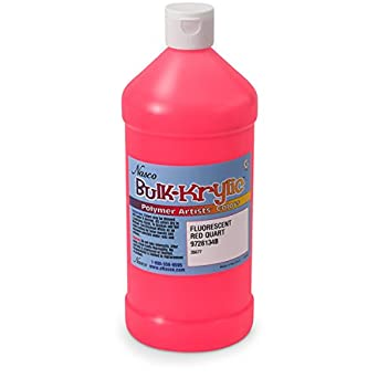 Nasco 9728134 b bulk krylic acrylic paint 1 for Acrylic paint in bulk
