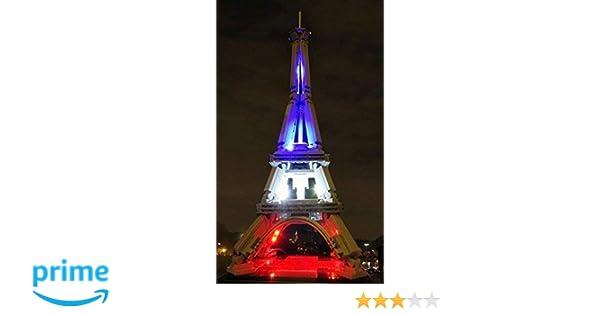 Amazon Led Light Kit Eiffel Tower Lighting Kit For Lego 21019