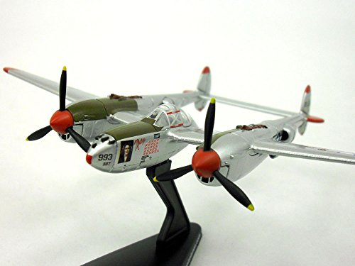 Lockheed P-38 Lightning 1/115 Scale Diecast Model