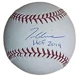 """Tom Glavine Autogrpahed/signed Oml Mlb Baseball Atlanta Braves""""hof"""" 11398 - JSA Certified - Autographed Baseballs"""