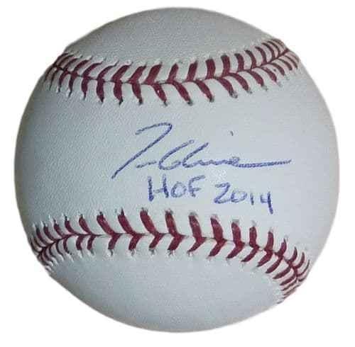 "Gift Idea: Tom Glavine Autogrpahed/signed Oml Mlb Baseball Atlanta Braves""hof"" 11398 - JSA Certified - Autographed Baseballs by Sports Memorabilia ..."
