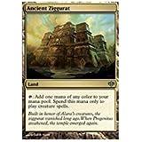 Mrm english foil ancient ziggurat-ancient ziggurat mtg magic premium deck