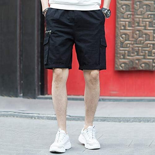 RLJJCS Fashion Trend - Pantalones de Deporte de algodón para ...