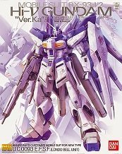 MG 1/100 Hi-Nu Gundam Ver. Ka - Hi Ka