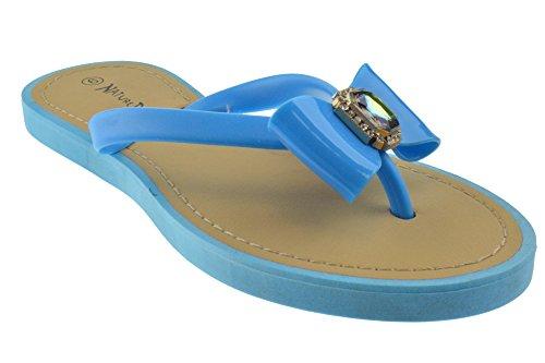 02 Women Flat Sandals - 2
