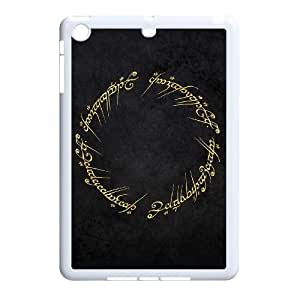 Wlicke Lord of the rings Brand New Durable Ipad mini Case, Customized Protective Case for Ipad mini with Lord of the rings