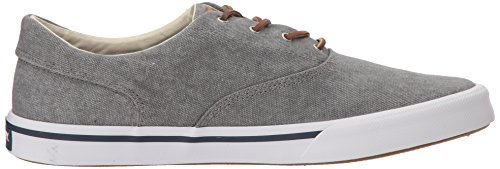 Baskets grey Homme sider Gris Cvo Washed Sperry Top Grey 80 Striper Ii gqTna0w