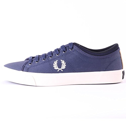 Fred Perry Fp Kendrick Tipped Cuff Ctd Twl - - Hombre Azul