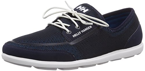 Helly Hansen Mens Trysegel Båt Sko Berlinerblått / Marin / Off