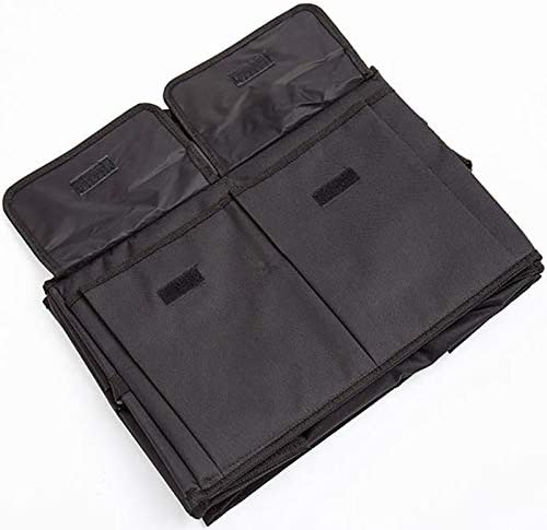 TiooDre Car Boot Organiser Foldable Storage Bag Cargo Container