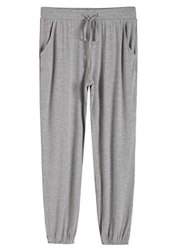Latuza Women's Pajamas Pants Lounge Bottoms with Pockets