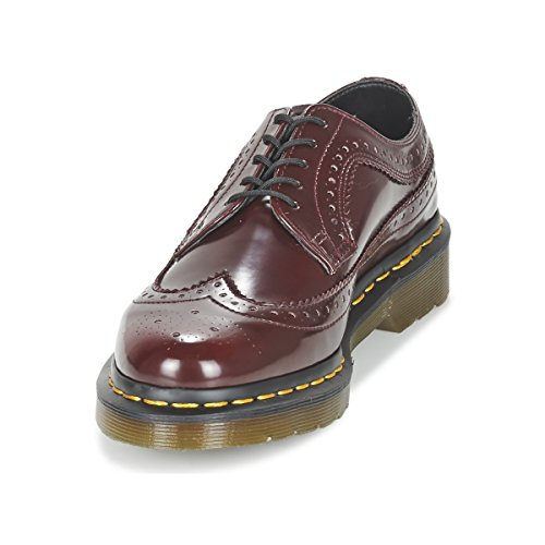 Brogues 601 Brush Vegan 3989 Dr Adulte Mixte Cherry Red Rouge Martens Cambridge PtwBRxBvqC