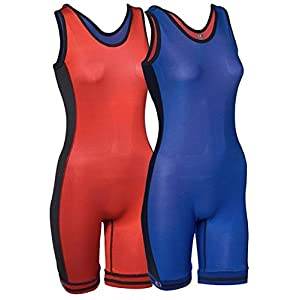 Cliff Keen WOMEN'S Respond Reversible Wrestling Singlet Freestyle Folkstyle Greco Roman RWBKT86J