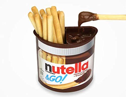 Nutella Go Biscoito Importado Alemanha