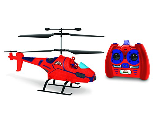 Marvel Ultimate Spider-Man IR Hero Pilot RC Helicopter, Red, 19.5 x 3 x 8 (Pilot Ultimate Helicopter)