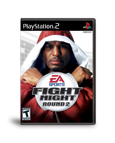 Fight Night Round 2 - PlayStation 2 (Ps2 Boxing)