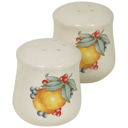 Corelle Coordinates Abundance Salt and Pepper Shaker Set
