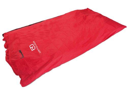 Ortovox Unisex Gemini Double Bivi Bag RedBlack