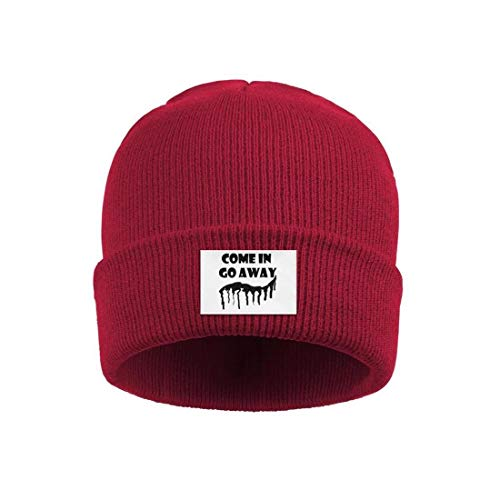 Men and Women Beanie Hats Come in Go Away Vintage Deliciousl