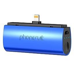 PhoneSuit PhoneSuit Blue Flex Pocket Charger XT for iP5