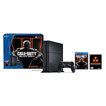 Sony PlayStation 4 500GB Bundle with Call of Duty Black Ops III