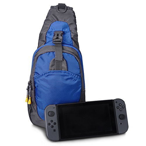 Nintendo Switch Backpack Crossbody Console Joy Cons product image