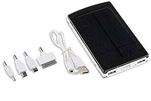 Solar Power Bank Backup 30000mAh Battery Charger for GPS PDA Mobile Phone