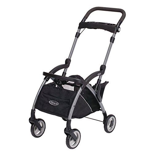 Car Seat With Frame Stroller - 1