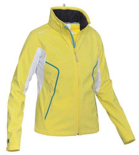 Salewa Iron 2.0 SW - Chaqueta para mujer amarillo