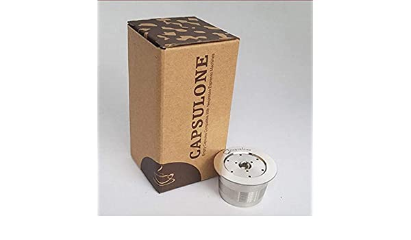 Aikeec - Filtro de cápsulas de café desechables de acero ...