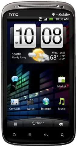 HTC Sensation, Black 4GB (T-Mobile)