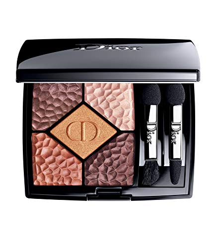 - Dior 2019 Summer Wild Earth 5 Couleurs Eyeshadow Palette - Terra No. 786