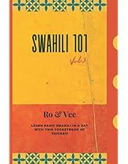 SWAHILI 101 vol.1