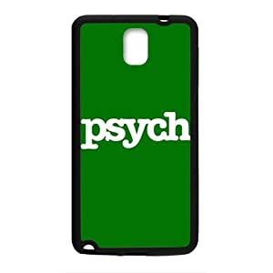 Psych Cell Phone Case for Samsung Galaxy Note3