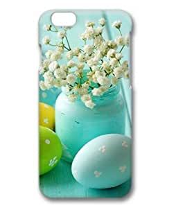 iphone 4 4s Case, Easter Eggs Case for iphone 4 4s 3D PC Material