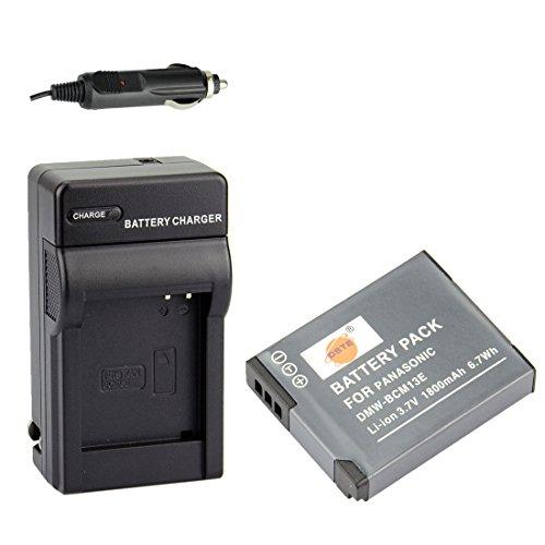 DSTE DMW BCM13 Panasonic DMC TZ60 DMW BCM13E
