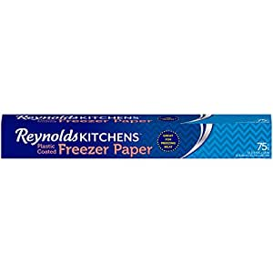 Reynolds Kitchens Freezer Paper (75 Square Foot Roll)