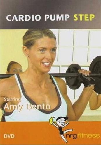 Cardio Step Pump - Amy Bento Cardio Pump Step Hi Lo DVD - Region 0 Worldwide
