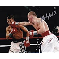 $33 » Micky Ward Signed Photo - 8x10 - Autographed Boxing Photos