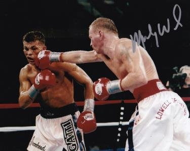 Micky Ward Signed Photo - 8x10 - Autographed Boxing Photos