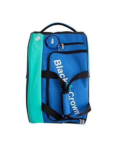 Paletero Work Azul | Bolsa de Pádel | Black Crown: Amazon.es ...