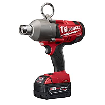 Milwaukee 2765-22 M18 FUEL 7/16 Hex High Torque Impact Wrench Kit