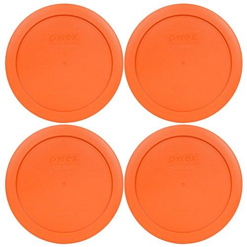 Pyrex 7201 PC Storage Orange Copper product image