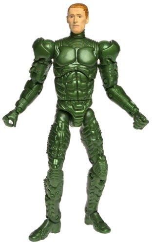 Green Goblin Super Poseable Figure Spiderman Movie Toy Biz 43705