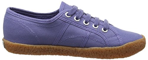 Low Cotu Superga Velvet Da 2750 Sneakers Top Naked blue Blu Donna EqSrSIwPn