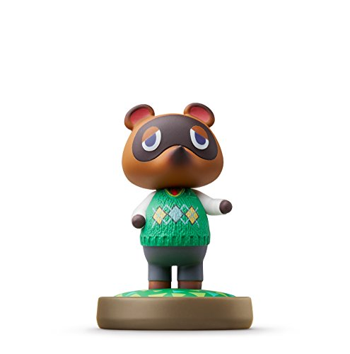 Animal Crossing (Tom Nook Amiibo (Animal Crossing Series))
