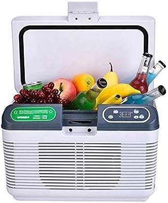 ANAN 12 V / 24 V Coche refrigerador congelador compresor portátil ...